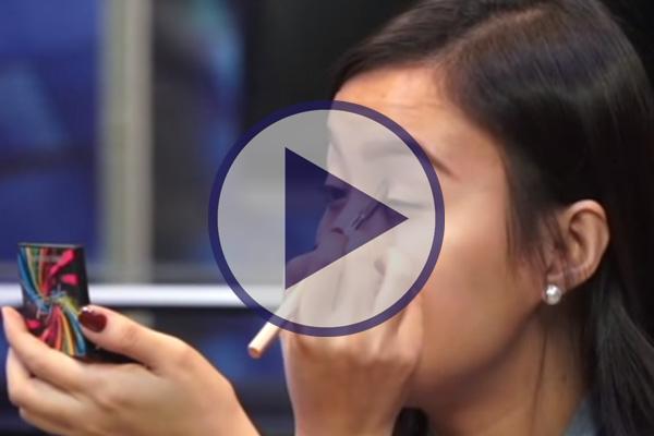 Lala Banderas Makeup 101 Paano Gumawa Ng Soft Smokey Eye
