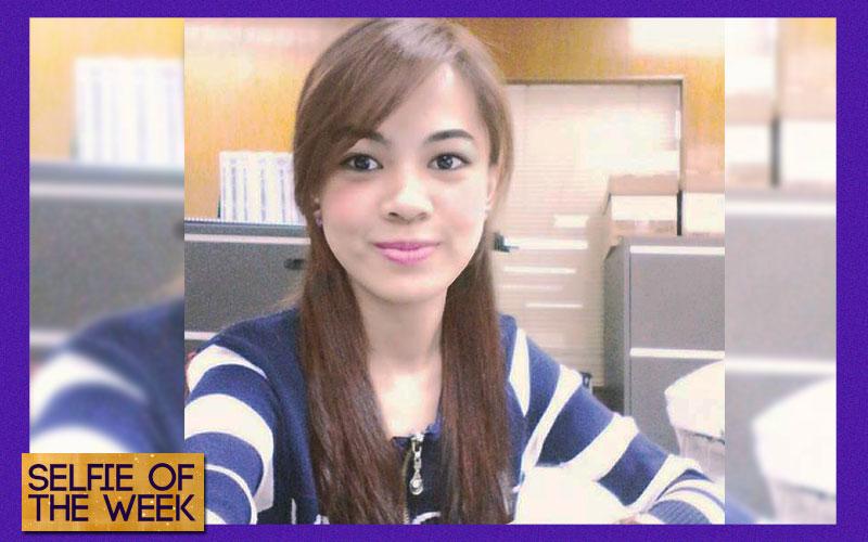 Selfie-of-the-week-Maria-Catherine-Mari-Aguilar-Yes-FM