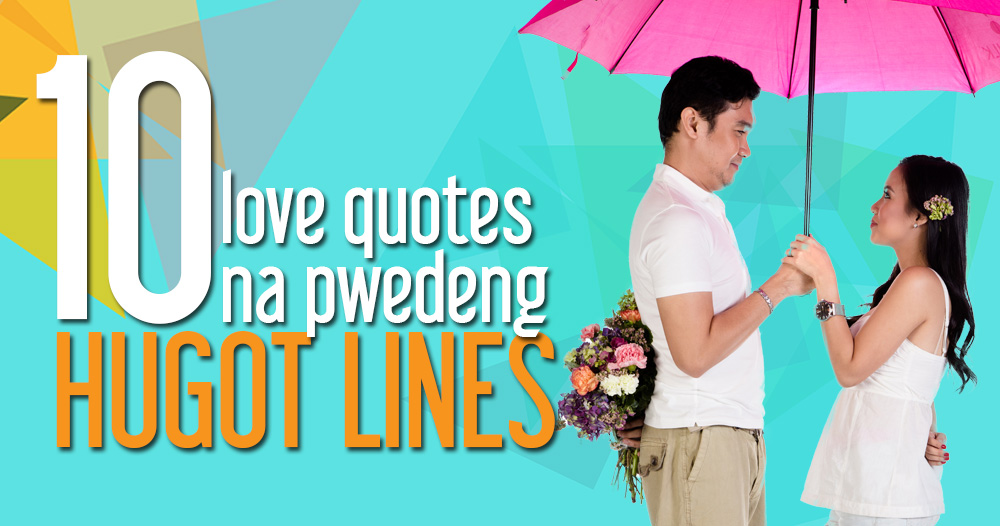 Famous Line Ng Mga Artista : Love quotes na pwede mong ibaon hugot lines
