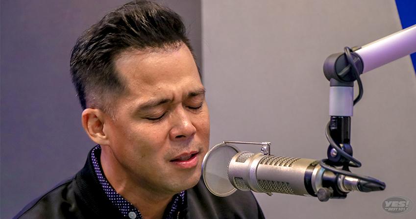 Dingdong Avanzado Is In The House! - Philippine Radio ...