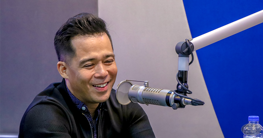 Dingdong Avanzado Is In The House! - Philippine Radio ...