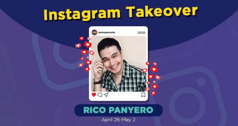 Instagram Rico Panyero
